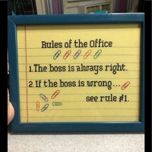 Other - Office Art